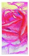 Rose 2 Beach Sheet