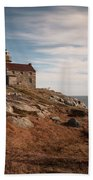 Rose Blanche Lighthouse Beach Towel
