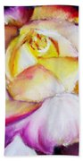 Rose Beach Towel