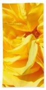 Rose Spiral Flower Garden Baslee Troutman Beach Towel