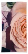 Rose Splendour Beach Towel