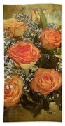 Roses From Judy Beach Towel