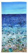 Rough Sands Beach Towel