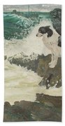 Roughsea Beach Towel