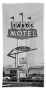 Route 66 - Grants New Mexico Beach Towel