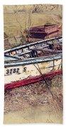 Rowboat Modified Beach Sheet
