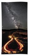 Rowena Milky Way Beach Towel