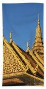 Royal Palace 14  Beach Towel