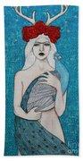 Royalty Beach Towel