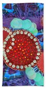 Ruby Slippers 2 Beach Towel