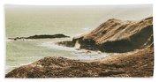 Rugged Rocky Cape Beach Sheet
