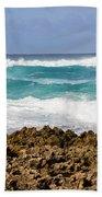 Rugged Shores Beach Towel