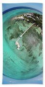 Rum Point Little Planet Beach Towel