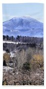 Rural Beauty Vermont Style Beach Towel