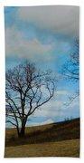 Rural Landscape - Skyline Drive Beach Towel