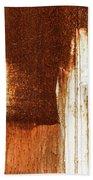 Rust 02 Beach Towel
