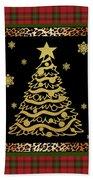 Rustic Christmas-jp3697 Beach Towel