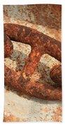 Rusty Links 1 Beach Towel