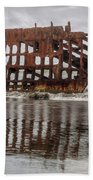Rusty Reflections Beach Towel