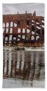 Rusty Reflections Beach Sheet