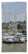 Ryde Harbour Beach Towel