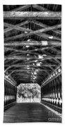 Sachs Bridge - Gettysburg - Bw-hdr Beach Sheet