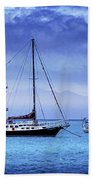 Safe Harbor Beach Towel