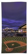 Safeco Field Beach Towel