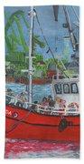 Saida Beach Towel
