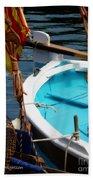 Sailing Dories 1 Beach Towel