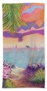 Sailor's Delight Beach Towel