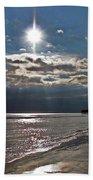 Saint Simons Island Beach Towel