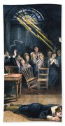 Salem Witch Trial, 1692 Beach Towel