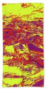 Salmon Run 6 Beach Towel