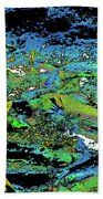 Salmon Run 7 Beach Towel
