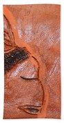 Salon - Tile Beach Towel