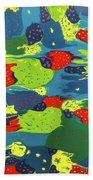 Salvador Suess Beach Towel