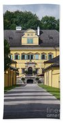 Salzburg Chateau Beach Towel