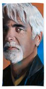 Sam Elliott Beach Towel