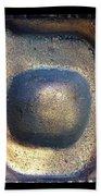 Samekh Blu Planet Beach Towel