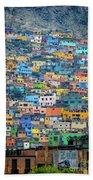 San Cristobal Beach Towel