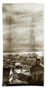 San Francisco, From Clay Street, 1855 Beach Sheet