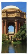 San Francisco - Palace Of Fine Arts Beach Towel