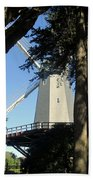 San Francisco Windmills Beach Towel