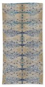 Sand And Parchment Beach Towel