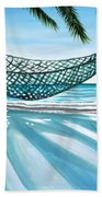 Sand And Shadows Beach Towel