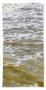 Sand Beach And Wave 4 Beach Towel
