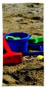 Sand Fun 1 Beach Towel