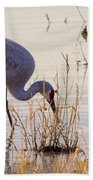 Sand Hill On The Shores Beach Towel