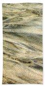 Sand Pattern Beach Sheet